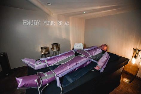 Unique Presso Therapy Room